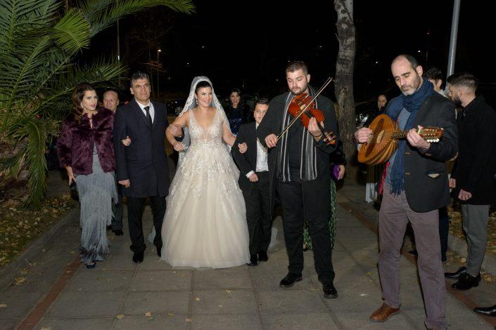 Φωτογράφος Γάμου Θεσσαλονίκη Χριστουγεννιάτικος Γάμος Θεσσαλονίκη